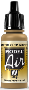 031 Middle Stone, 17 ml