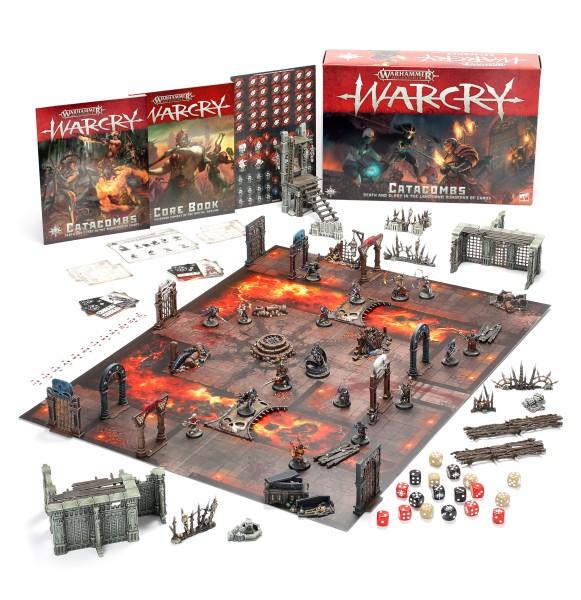 Warcry: Katakomben
