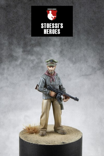 "British Army Lieutenant Colonel – Robert Blair ""Paddy"" Mayne"