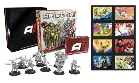 Aristeia! Core Collector's Limited Edition (DE)