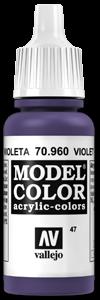 047 Blauviolett (Violet)