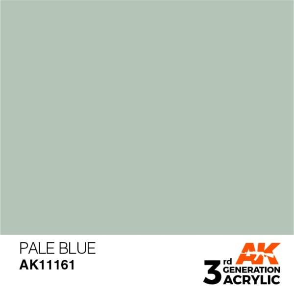 Pale Blue - Standard