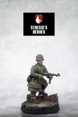 German Late War Schütze – Otto Hottenrott