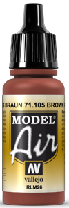 Braun/Brown