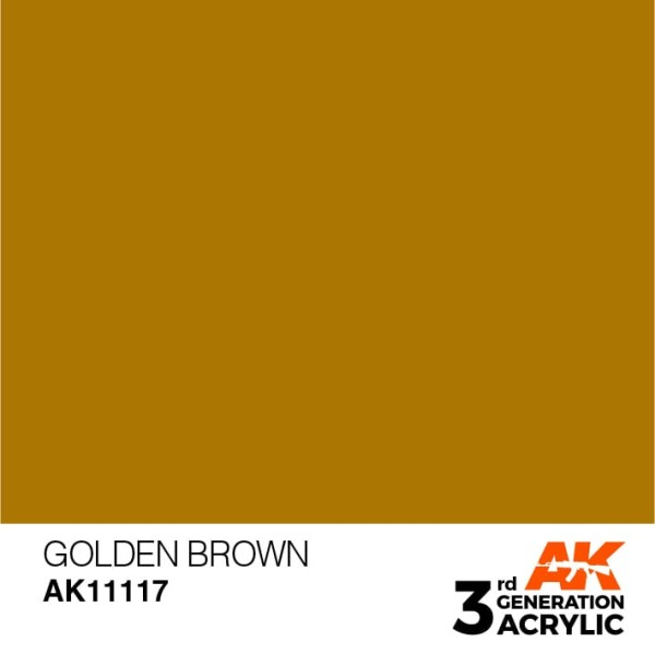 Golden Brown - Standard