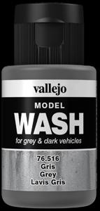 Model Wash 516 Grey