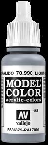 155 Silbergrau (Light Grey)