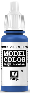 055 Ultramarin Blau (Ultramarine)