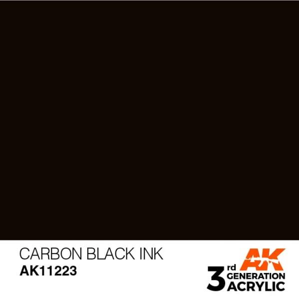 Carbon Black - Ink