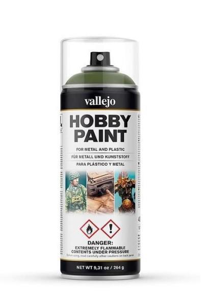 Vallejo Hobby Paint Spray Goblin Green