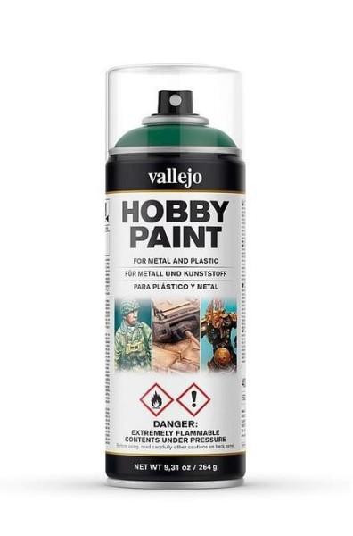 Vallejo Hobby Paint Spray Sick Green