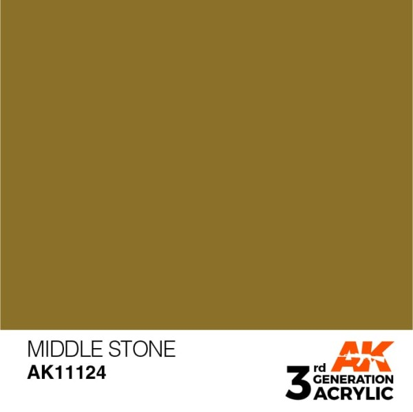 Middle Stone - Standard