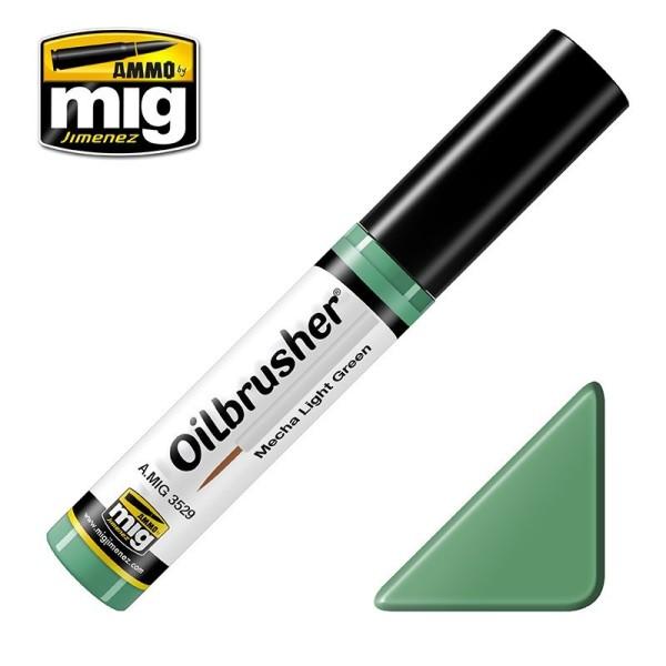 Oilbrusher Mecha Light Green (10ml)