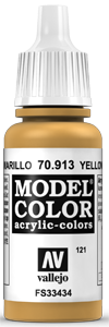 121 Ockergelb (Yellow Ochre)