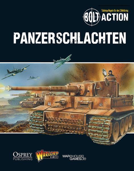 Tank War - Bolt Action deutsche Ausgabe