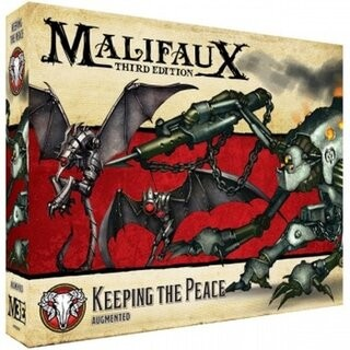MALIFAUX 3RD: Keeping the Peace