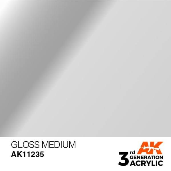 Gloss Medium - Auxiliary