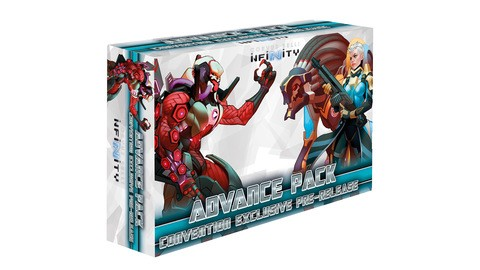 Advance Pack - Convention Exclusive Pre-release Box