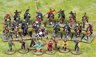 Saracen Warband 4 Points