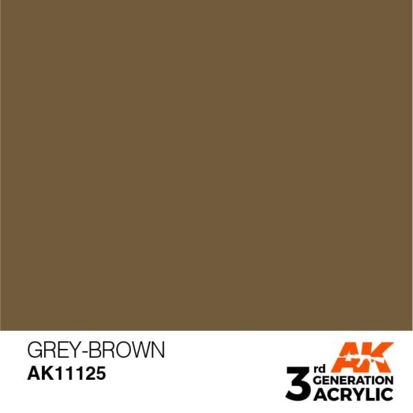 Grey-Brown - Standard