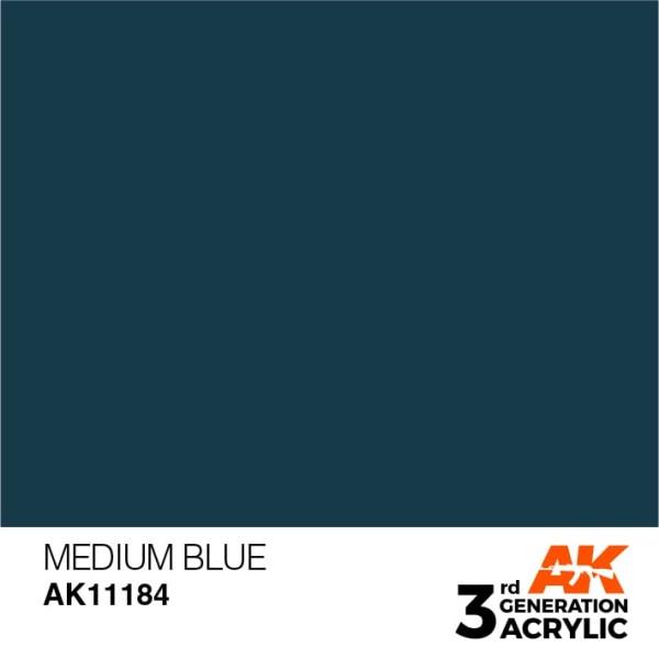 Medium Blue - Standard