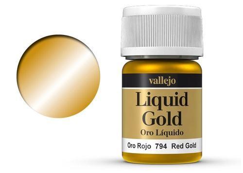 215 Rotgold Metallics (Alkohol-Basis)