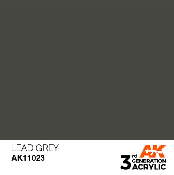 Lead Grey - Standard