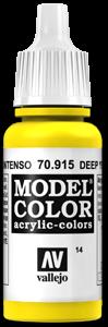 014 Verkehrsgelb (Deep Yellow)