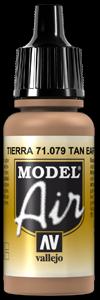 079 Flat Tan, 17 ml