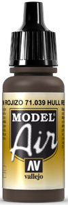 039 Hull Red, 17 ml