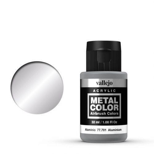 Vallejo Metal Color 701 Aluminium 32 ml.