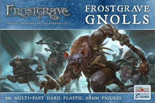 Frostgrave Gnolls (20)