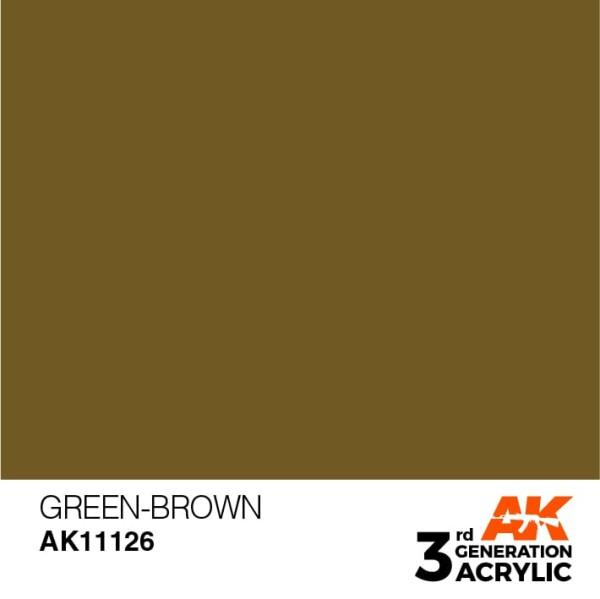 Green-Brown Standard