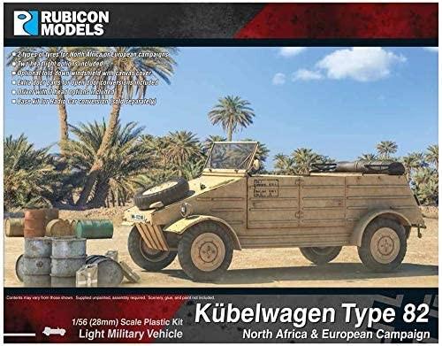 Kübelwagen Type 82