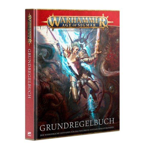 Warhammer Age of Sigmar: Grundregelbuch