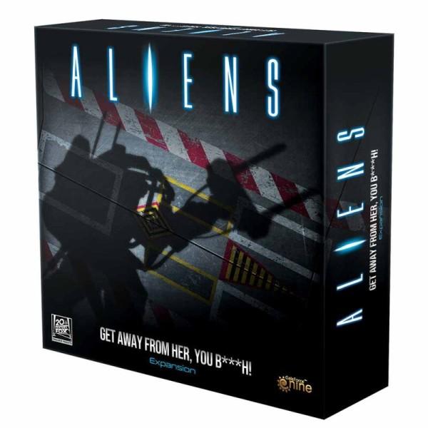 Aliens: Get Away From Her, You B***h! (EN)