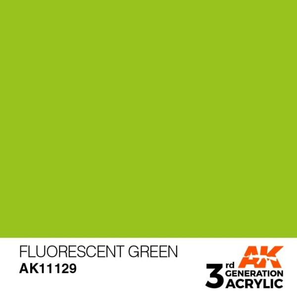 Fluorescent Green - Standard