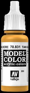 203 Lasurocker (Tan Glaze)