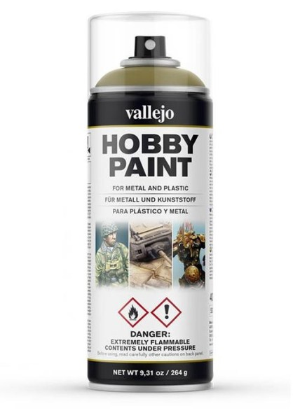 Vallejo Hobby Paint Spray Panzer Yellow