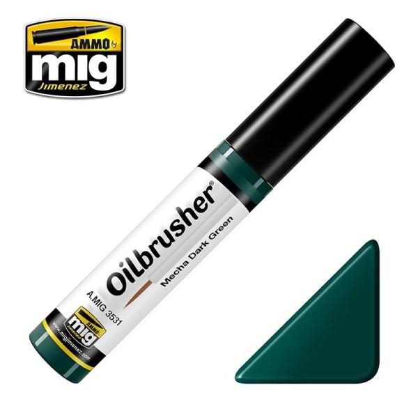 Oilbrusher Mecha Dark Green (10ml)