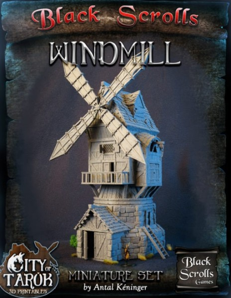 City of Tarok: Windmill
