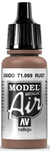 069 Metal Rost, 17 ml