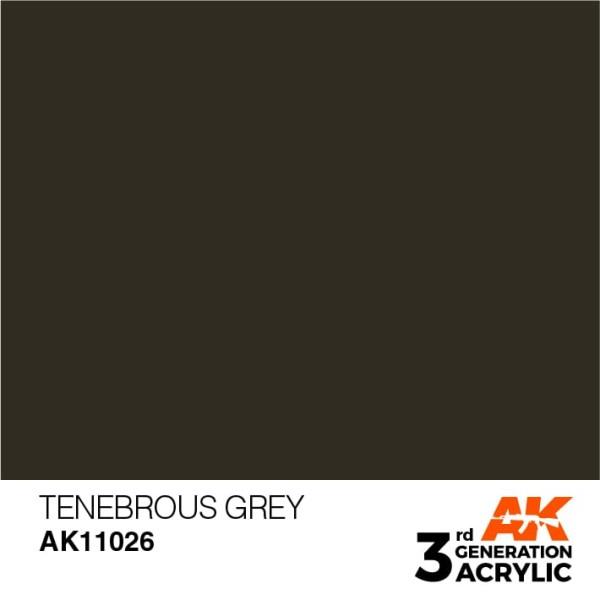 Tenebrous Grey - Standard