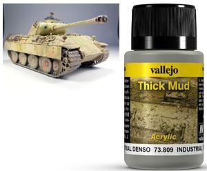 Thick Mud Industrial 40 ml