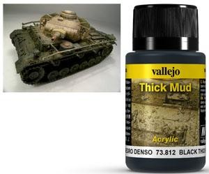 Thick Mud Black 40 ml
