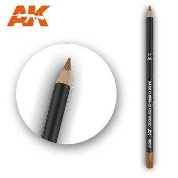 Weathering Pencil Dark Chipping for Wood