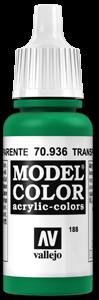 188 Transparent Grün