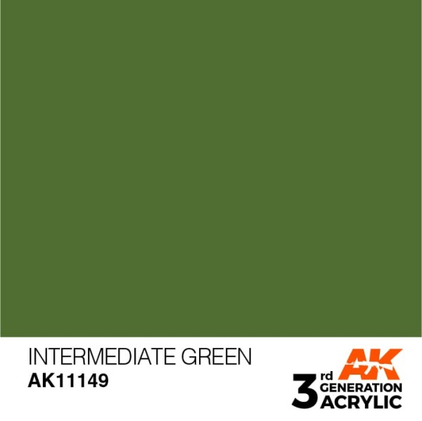Intermediate Green - Standard