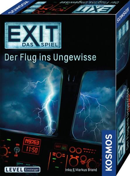 EXIT - Das Spiel: Der Flug ins Ungewisse
