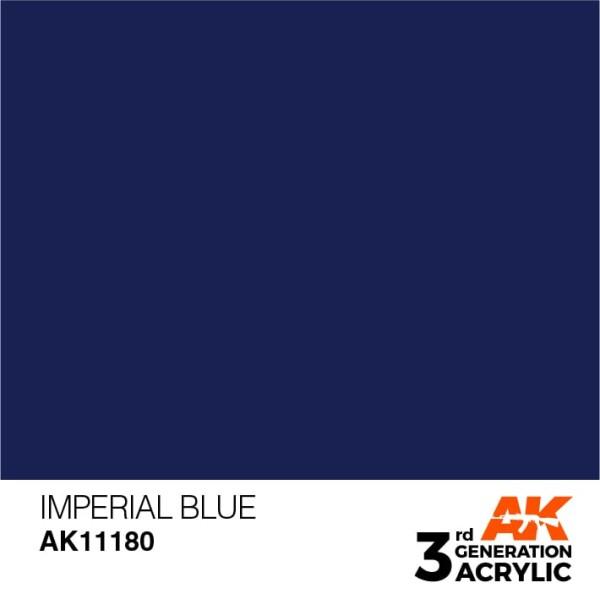 Imperial Blue - Standard